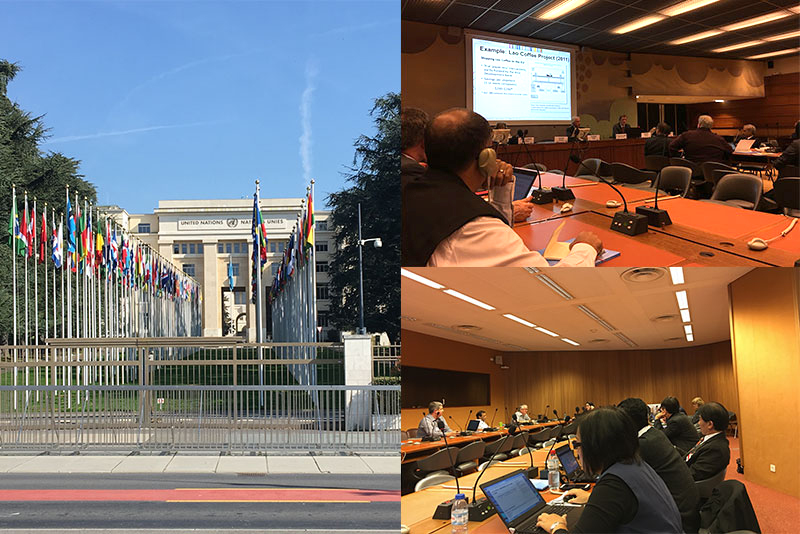 Warrant Group presents blueprint for global supply chain data standards at the United Nations